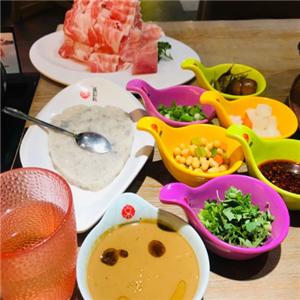 京館涮火鍋特選料碗