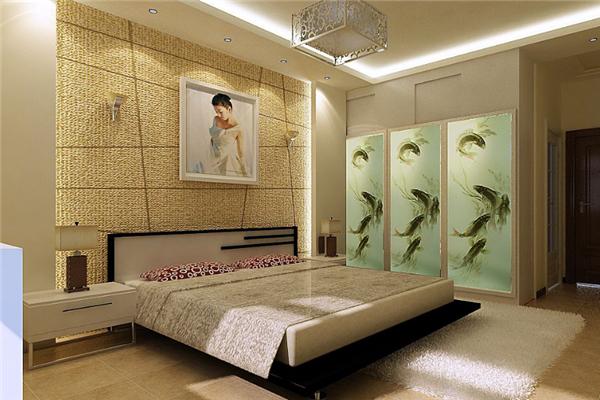 居樂裝飾臥室