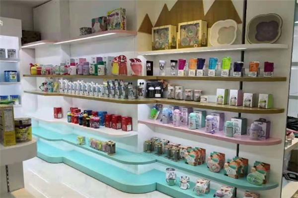 海外秀進出口母嬰生活館洗護用品區