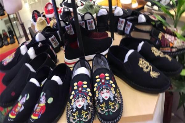 京味兒老布鞋男款鞋