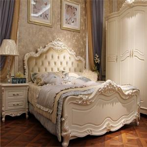 藍邦家具華麗床