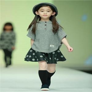 cute+童裝模特
