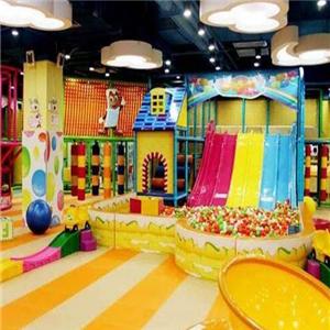 樂瘋了兒童樂園球區