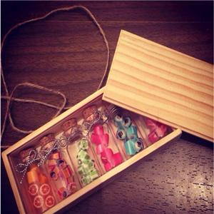 candy lab糖果包裝