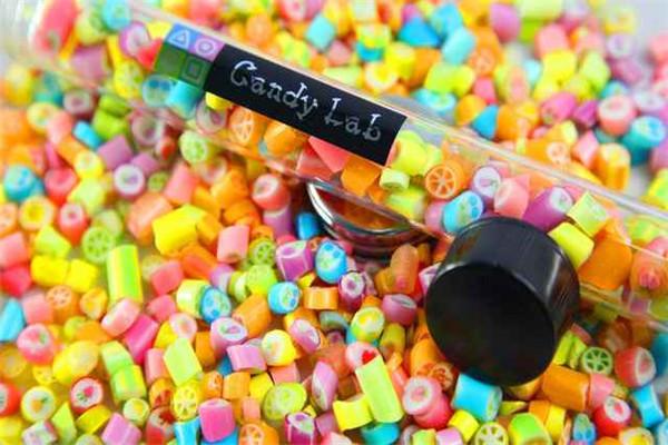 candy lab糖果展示