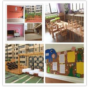 附屬實驗學校幼兒園院內