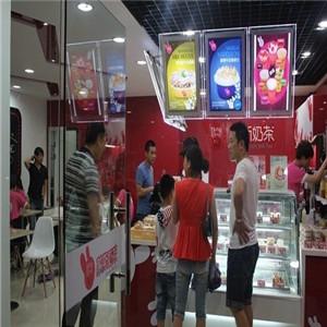 香港567慕斯奶茶飲品顧客