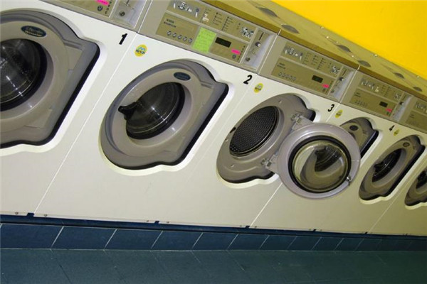 米兰洗衣店展示