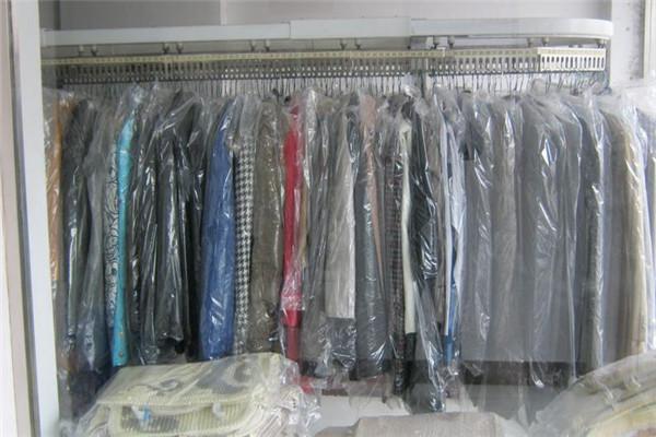 米兰洗衣店衣服