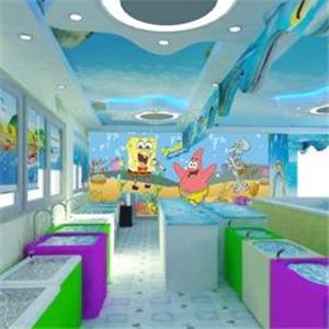哆啦寶寶設施