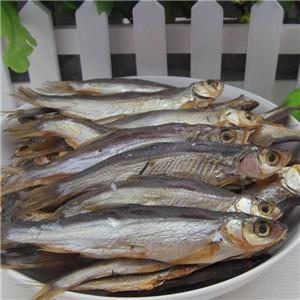 鋒記水庫生曬小魚干美味