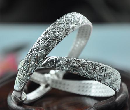 mymiss 銀飾品牌花紋
