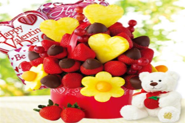 瑪瑞雅水果花甜品健康營養