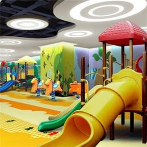 迅业儿童乐园宣传