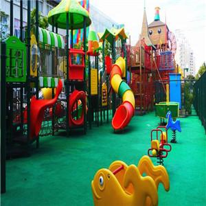 迅业儿童乐园展示