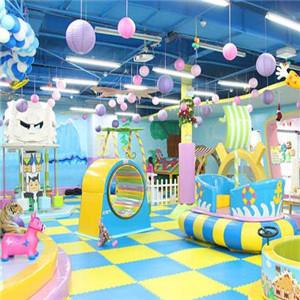 迅业儿童乐园环境
