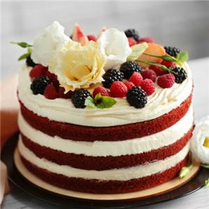 饕餮食客客蛋糕可口