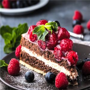 饕餮食客客蛋糕美味