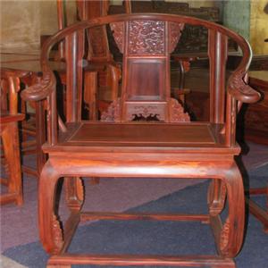 科檀家具太師椅