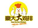 豪大大雞排品牌logo
