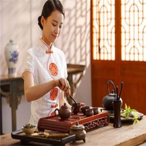 世紀名茶茶藝