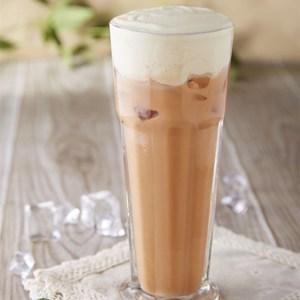 奶q仔奶茶饮品