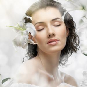水晶女人美容中心美白