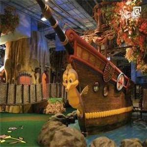 迪諾兒童樂園海盜船