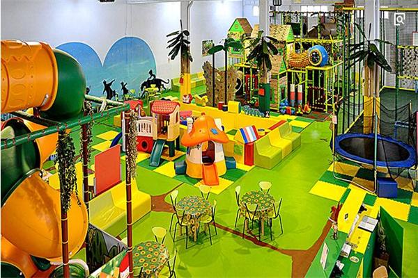 迪諾兒童樂園游樂