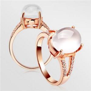 蓝贝儿彩宝宝石戒指