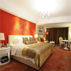 紅葉酒店雙人床