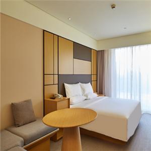 紅葉酒店大床