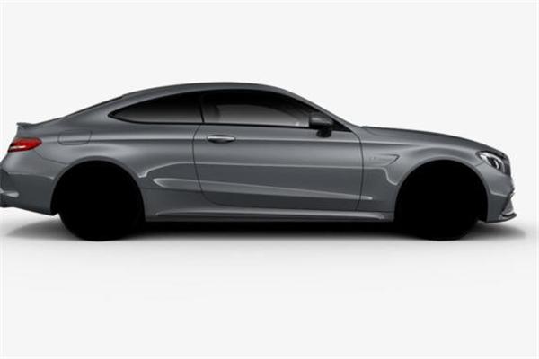 飛馳汽車灰色