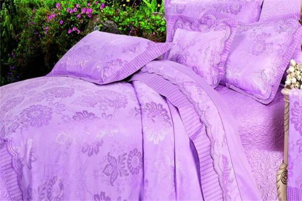 FUDINA富迪娜家紡紫色系