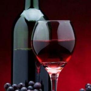 德蘭索紅酒展示