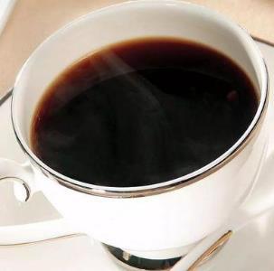 粮好总统咖啡浓稠