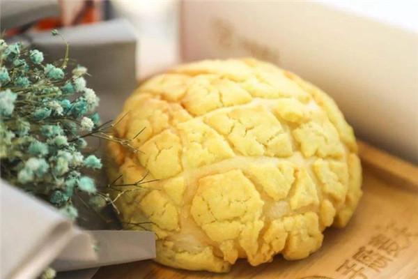手感麥夫烘焙菠蘿包