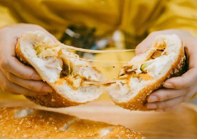 手感麥夫烘焙漢堡