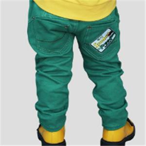 乐酷童装童裤