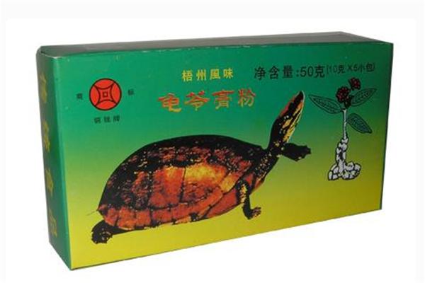 百泉食品龟苓膏