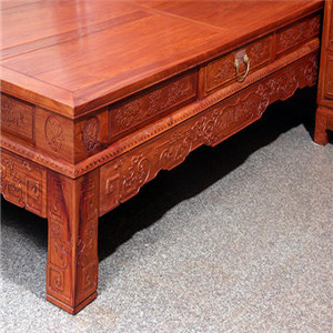 福安达红木客桌