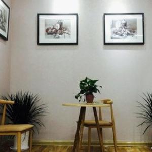 旗乐艺舰画室展厅