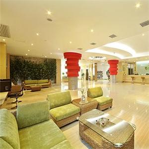 高新商務酒店待客