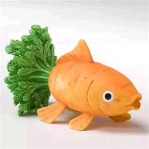 方娃娃幼教玩具蔬菜魚