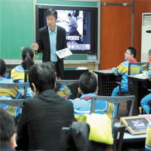 看世界教育授課