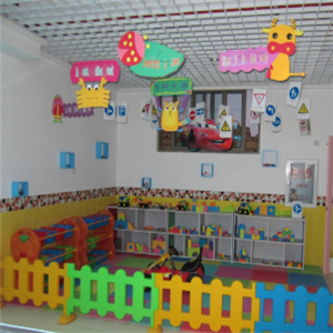 新喬愛家國際幼兒園環境
