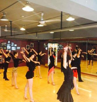 舞者之家培训加盟