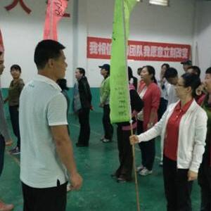龍澤體驗式拓展培訓加盟