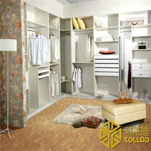 科洛迪整体衣柜美观