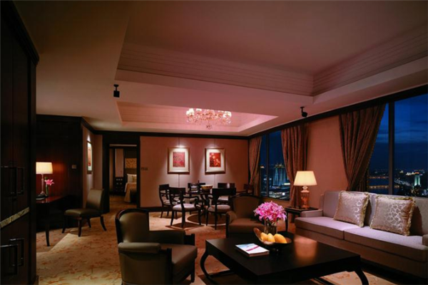 大同浩海國際酒店環境